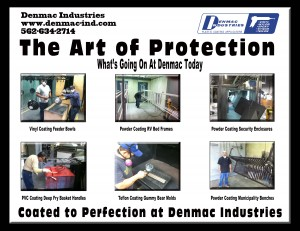 What's Going On At Denmac Industries