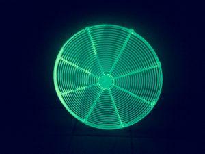 Glow Fan Guard